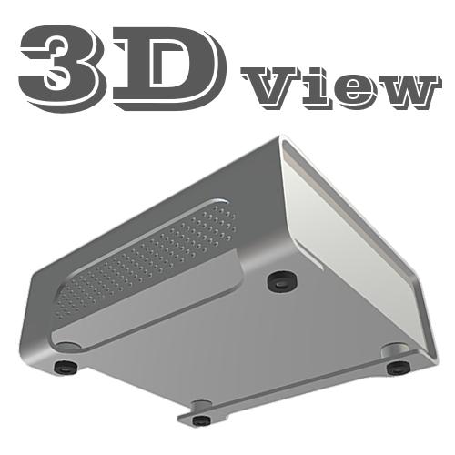 リアルな外観3Dビューをご覧頂けるようになりました!
