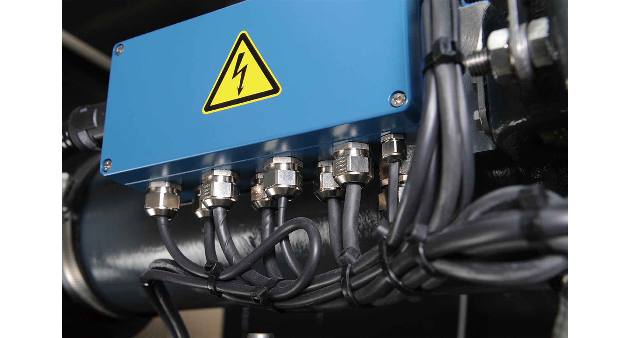 メタルケーブルグランド高防水タイプ AGMシリ-ズの画像