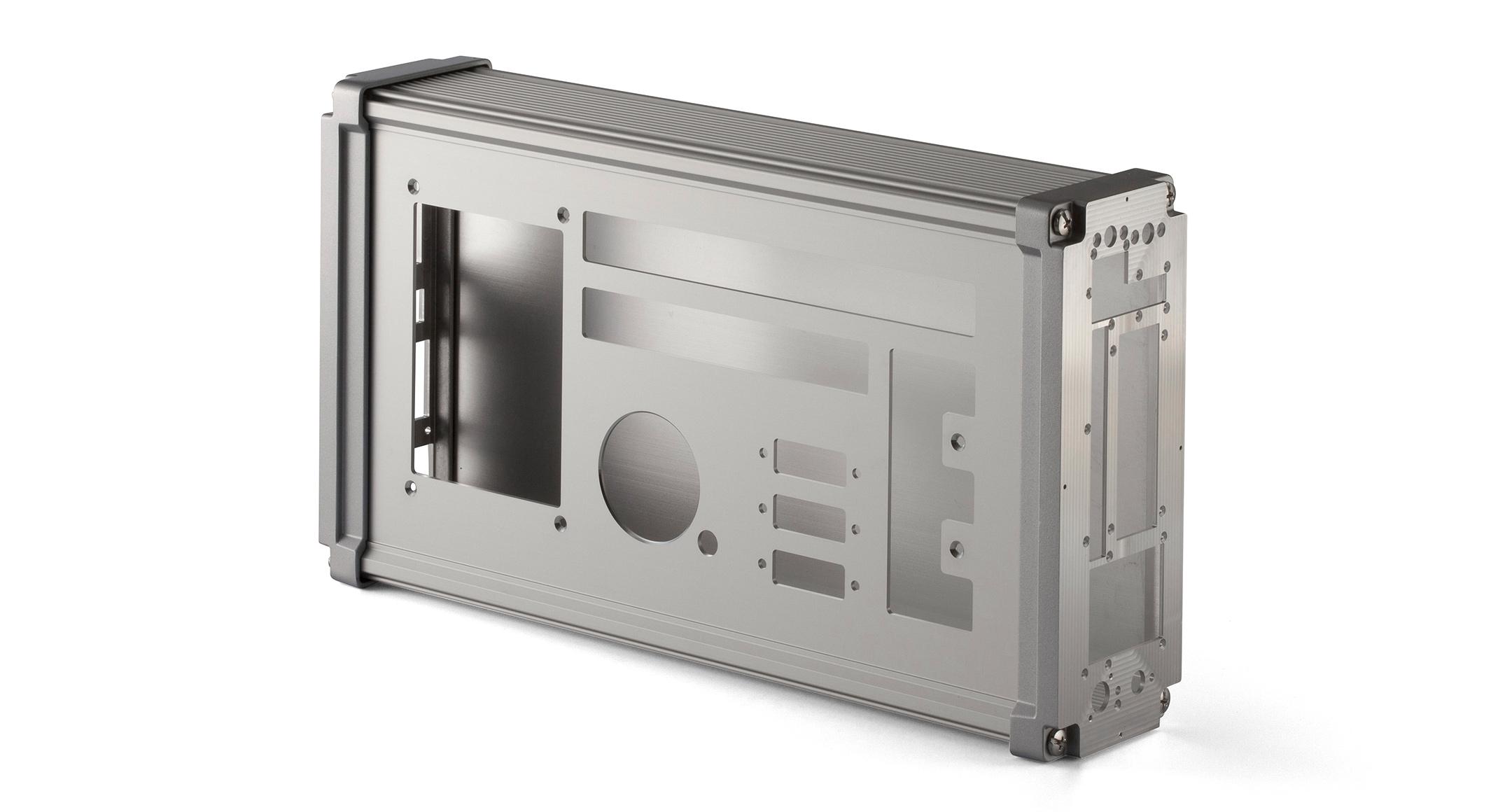 IP67防水アルミケース AWNシリーズの画像