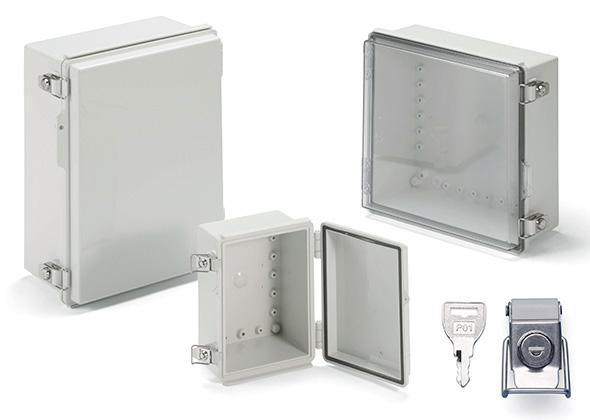 プラボックス 鍵付・防水 BCPKシリーズ