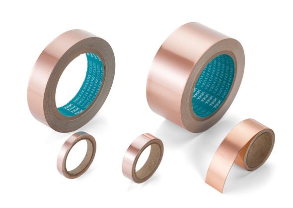 導電性銅箔テープ CUL・CUSシリーズ