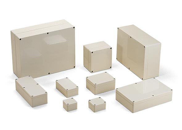 防水・防塵ABS樹脂ボックス GAシリーズ