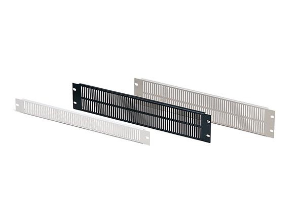 低価格型 放熱穴付ラックパネル KPYシリーズ