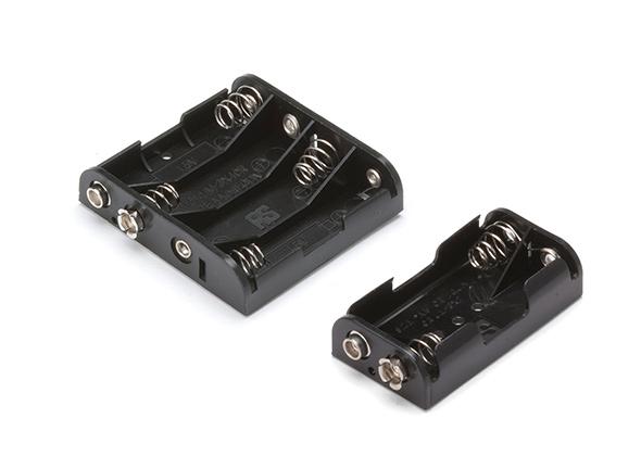 スナップ端子付電池ホルダー SN-Sシリーズ