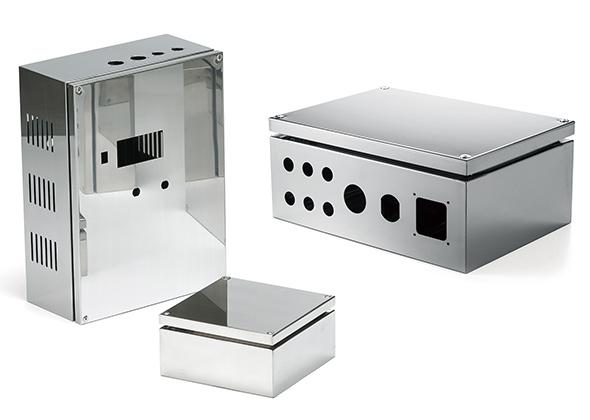 ネジ止式 防水ステンレスボックス SSBシリーズ