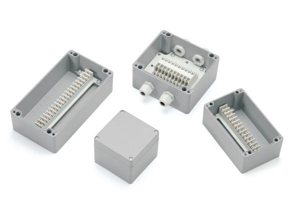 アルミダイキャスト端子ボックス TMAシリーズ