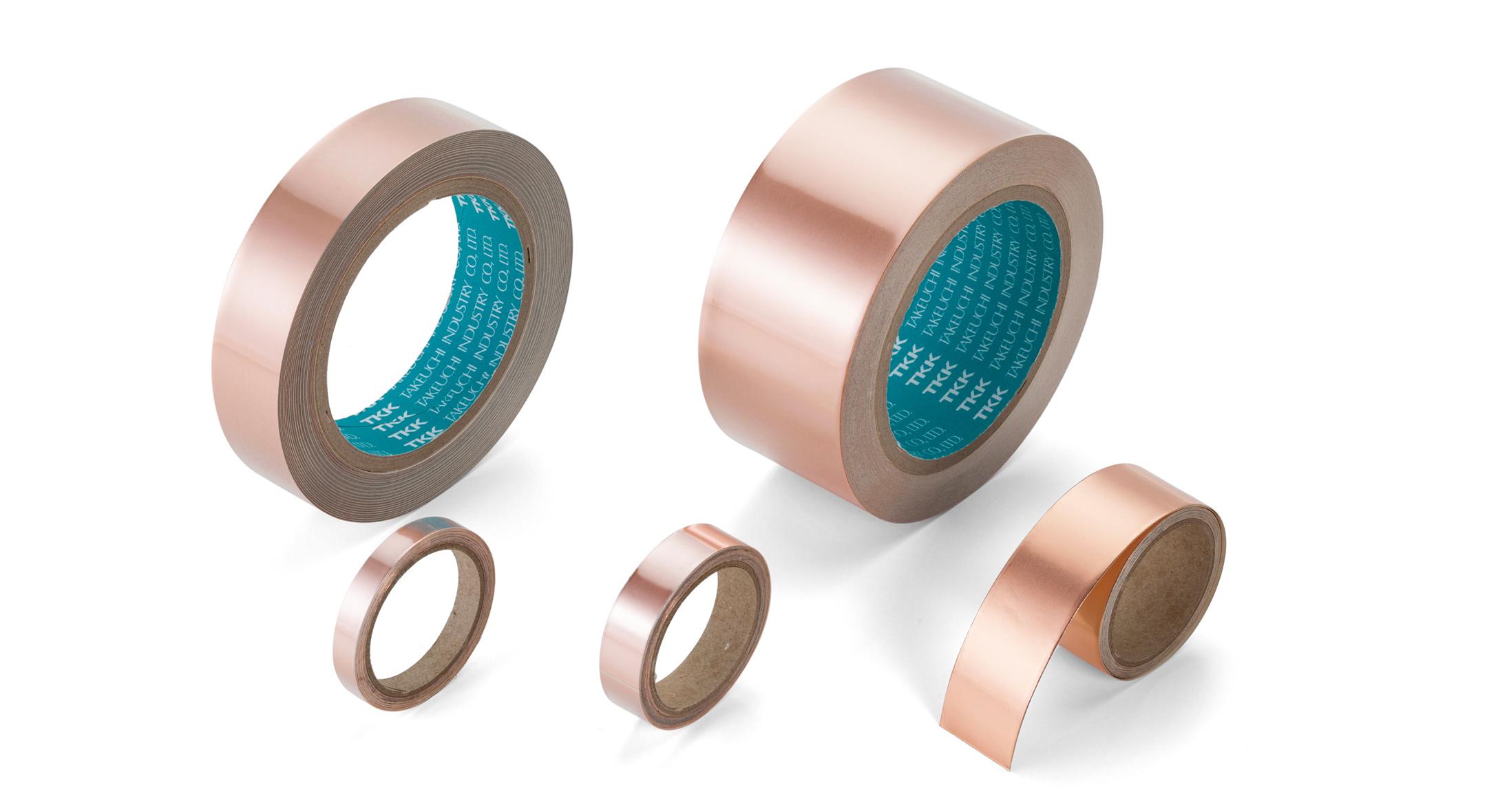 導電性銅箔テープ CUL・CUSシリーズの画像