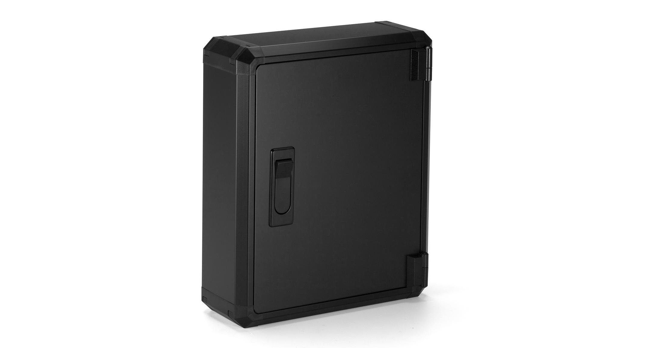 開閉式コントロールボックス FCWシリーズ:ブラック/ブラックの画像