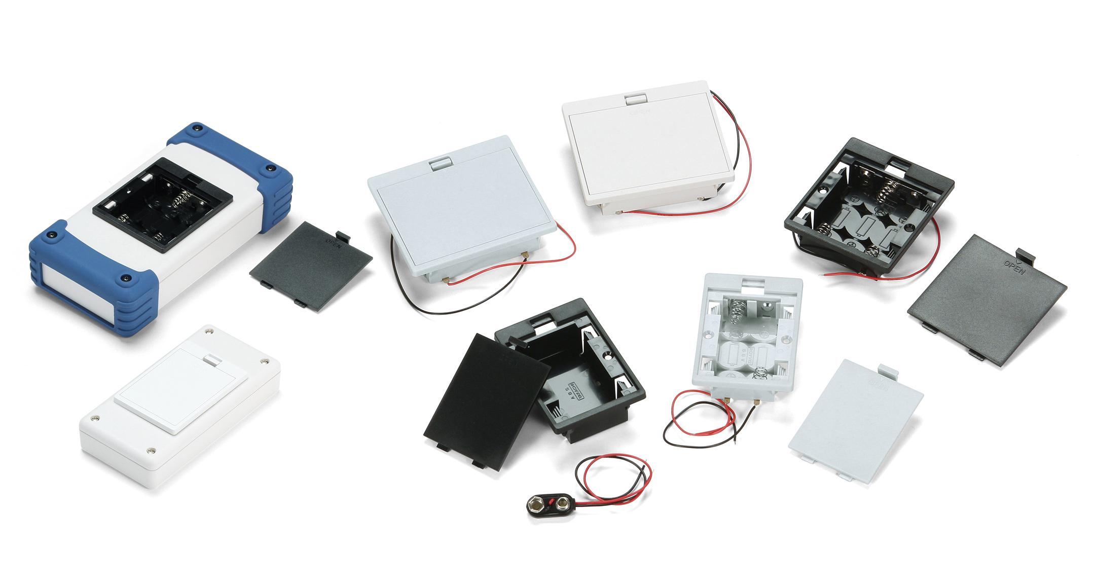 リード線付 埋込電池ボックス LDNシリーズの画像