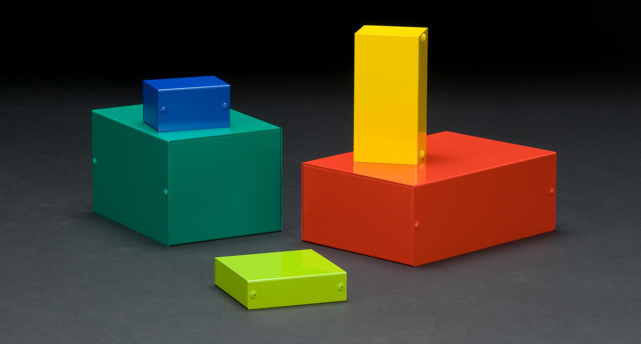 アルミケース 低価格型 MBシリーズの画像
