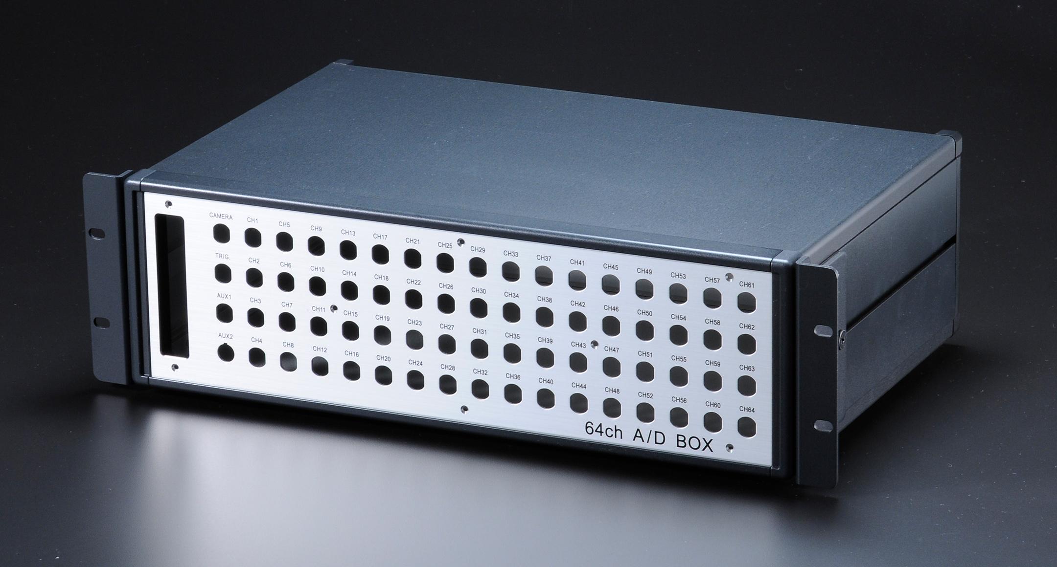 アルミシステムラックケース MORシリーズ(上下カバーアルミ製)の画像