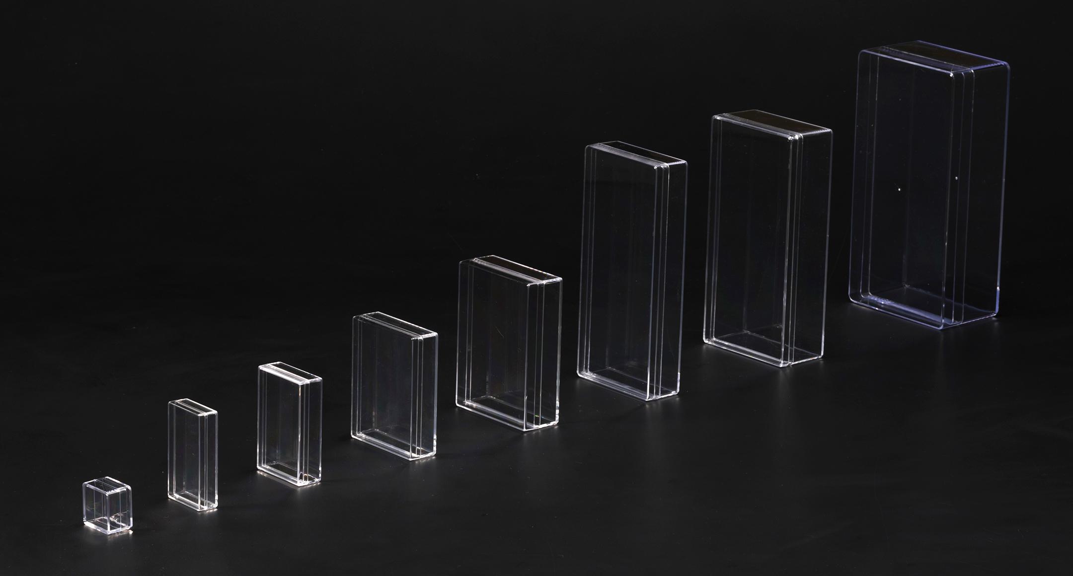透明プラスチックケース PBシリーズの画像