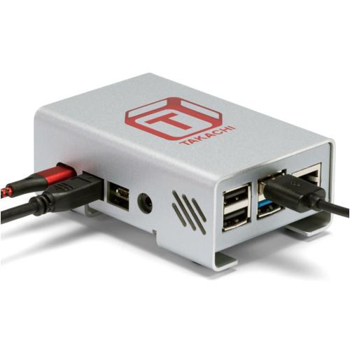 Raspberry Pi 4B アルミケース発売