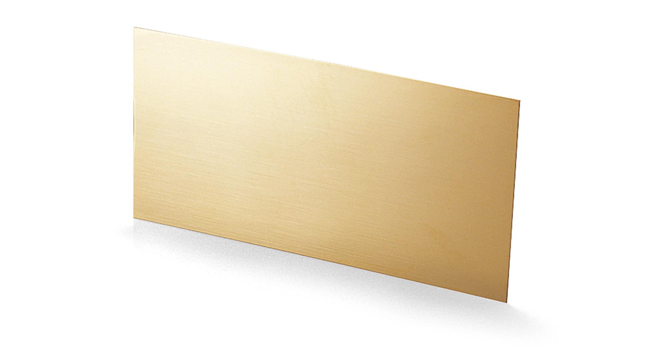真ちゅう板 Sシリーズの画像