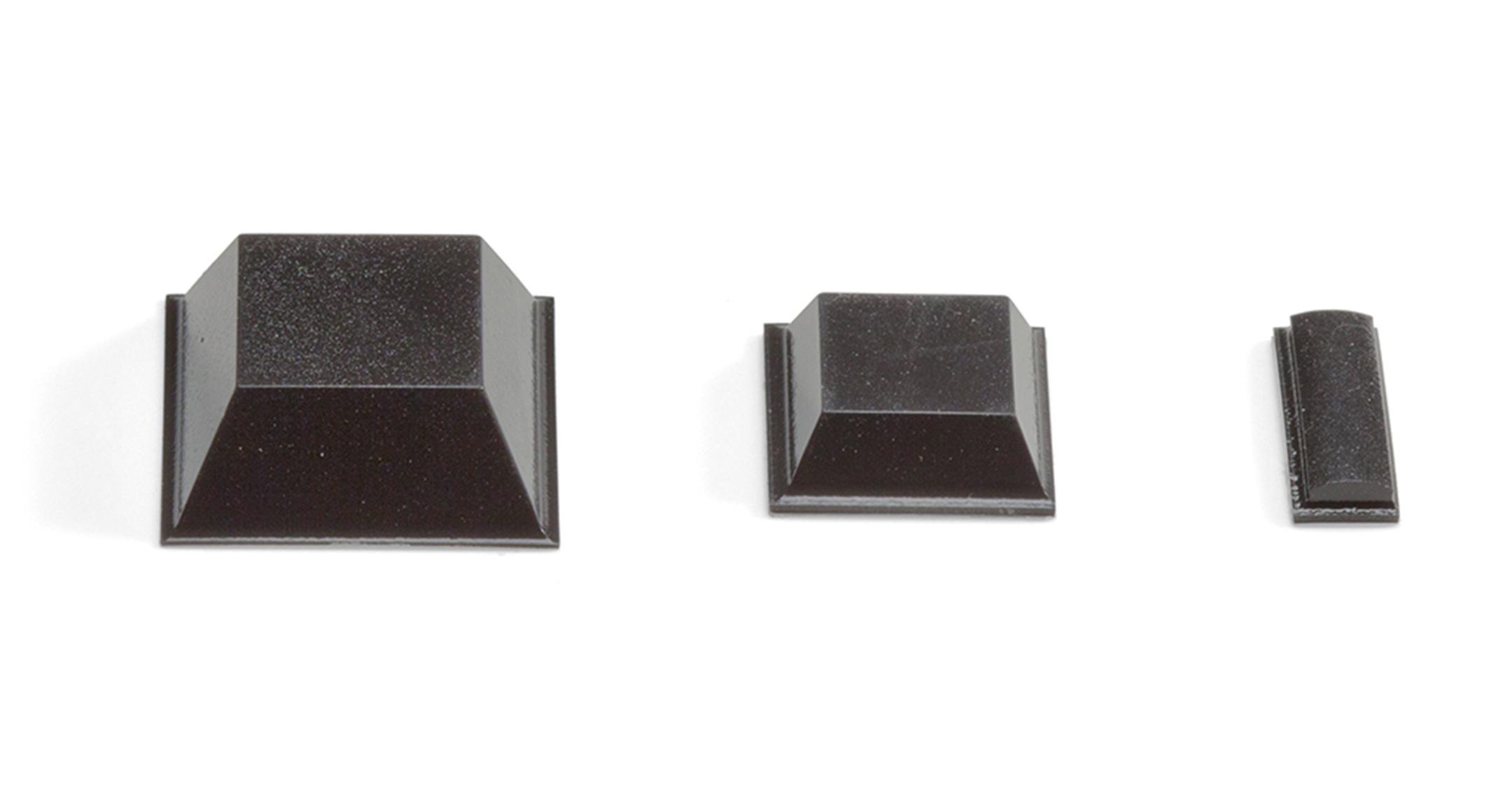 ポリウレタン製 角型ゴム足 SJシリーズの画像