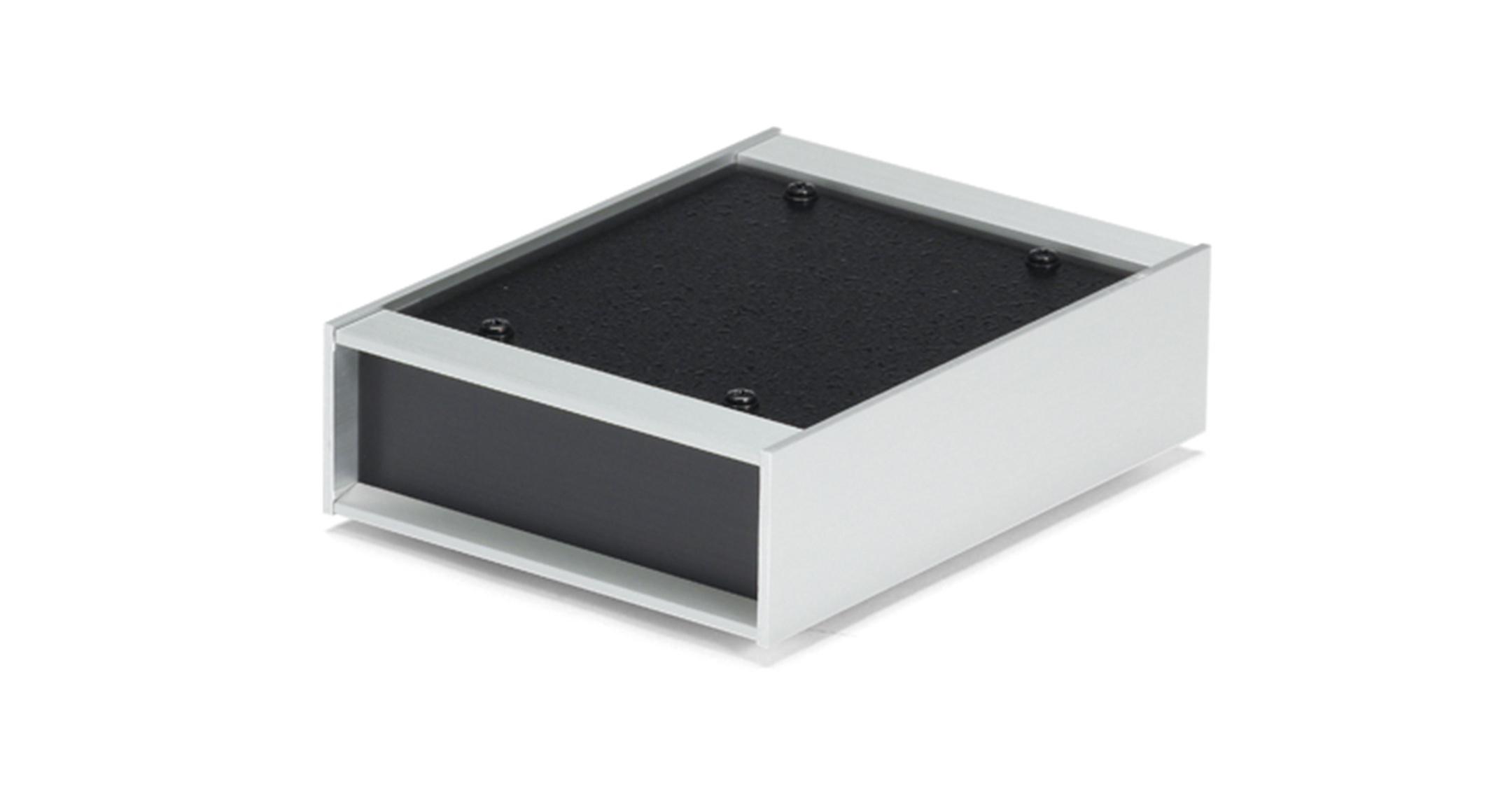 ラックケース SLシリーズ:側板シルバー/パネルブラックの画像