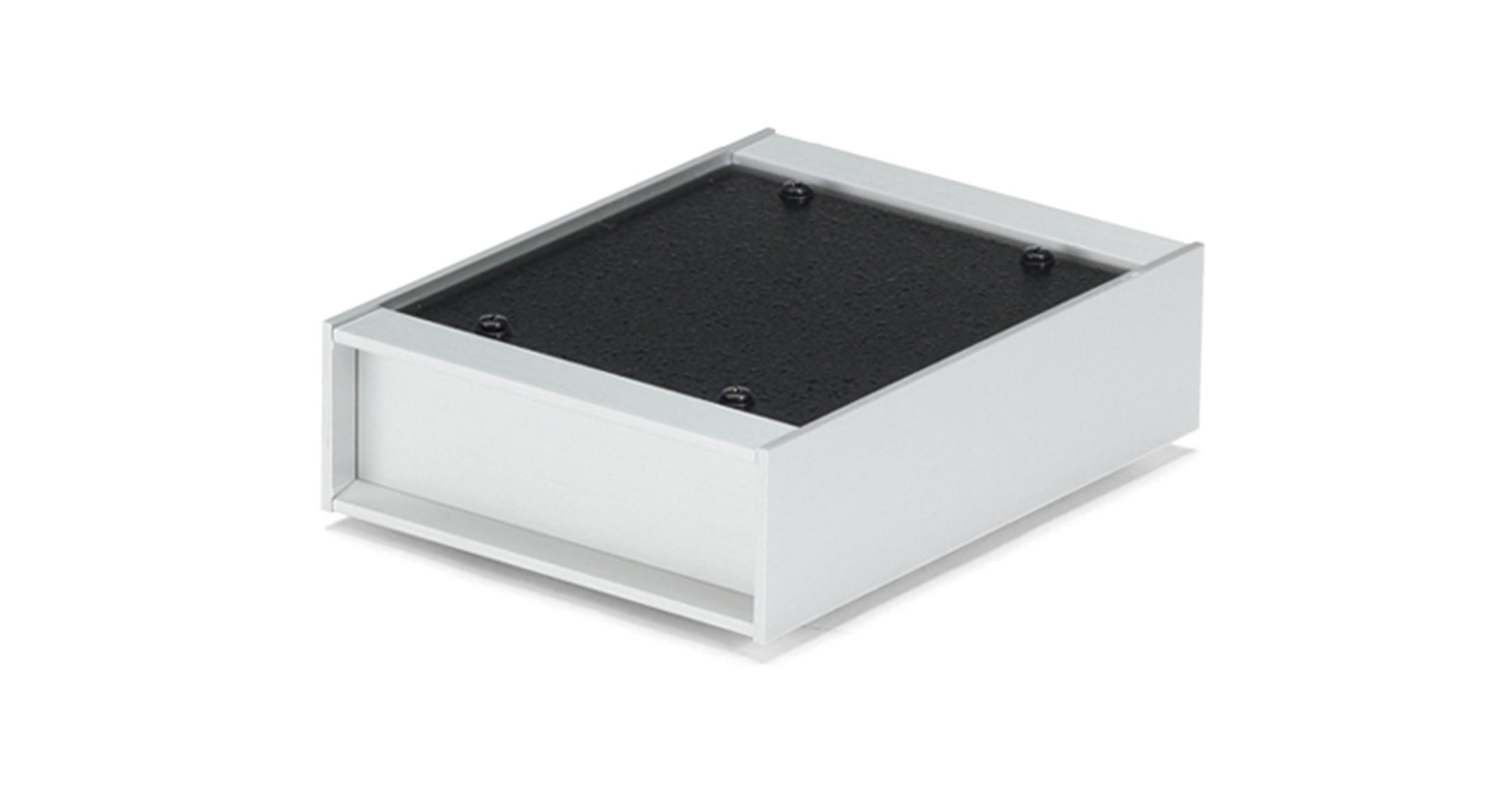 ラックケース SLシリーズ:側板シルバー/パネルシルバーの画像