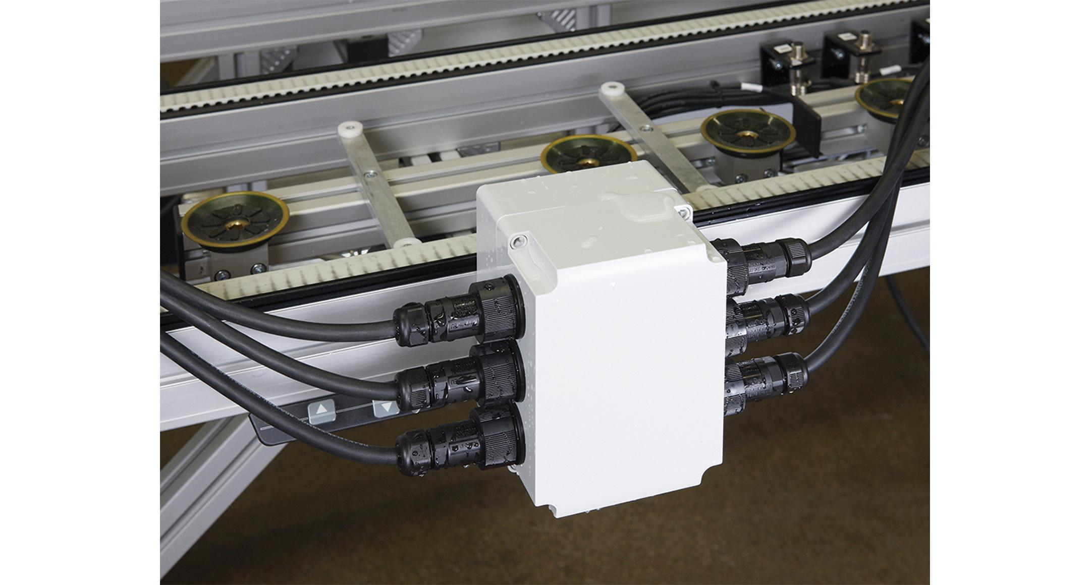 防水ポリカーボネートボックス SPCPシリーズの画像