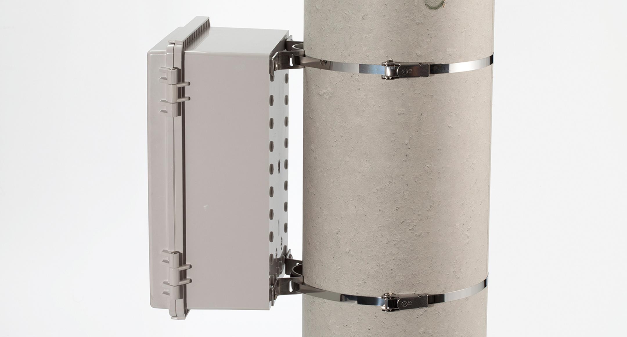 ポール取付金具 SSKシリーズ (BCAP・BCPC・BCPK・BCAR・BCPRシリーズ用)の画像