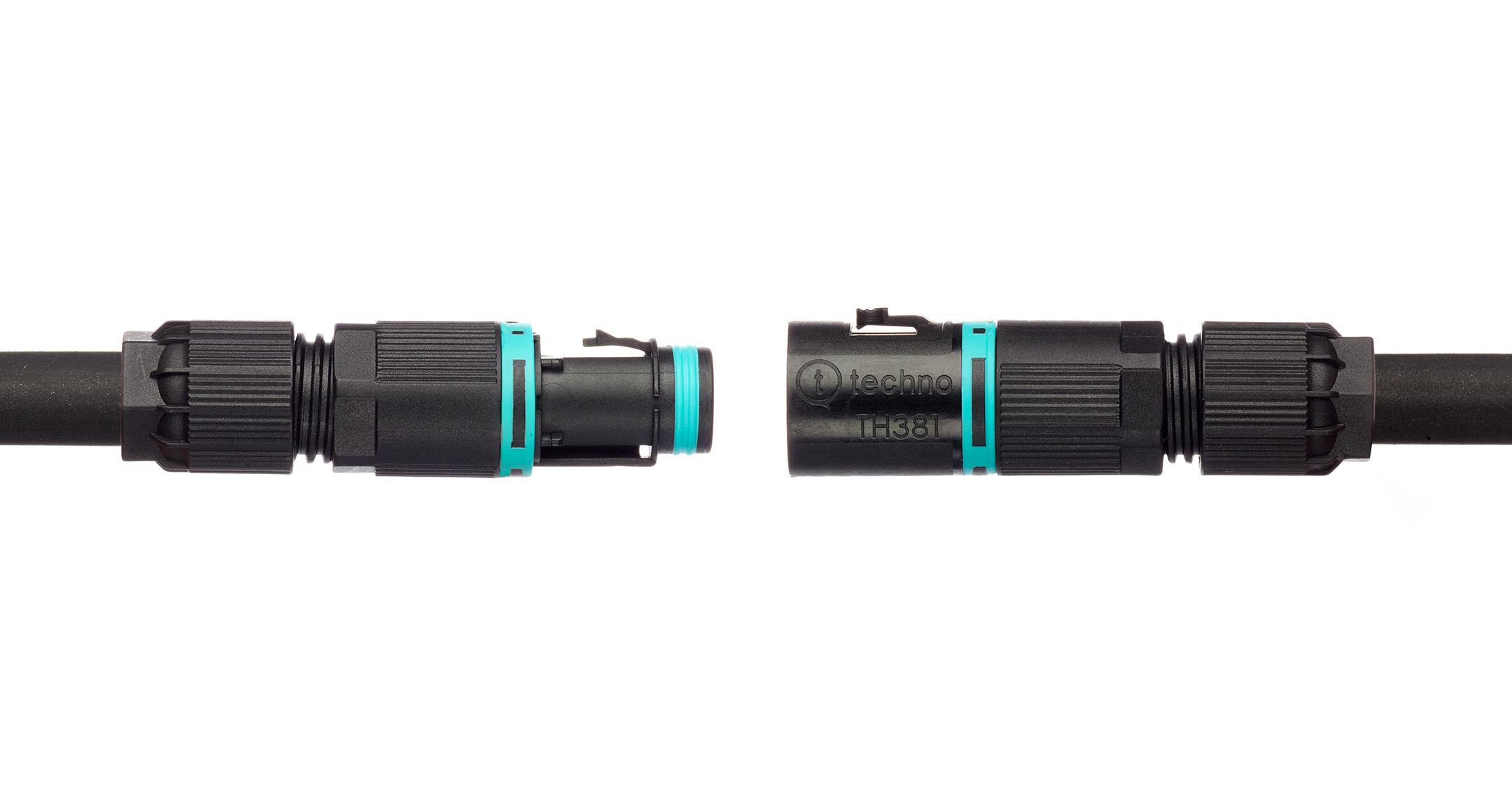 マイクロ防水コネクタ THB381シリーズの画像