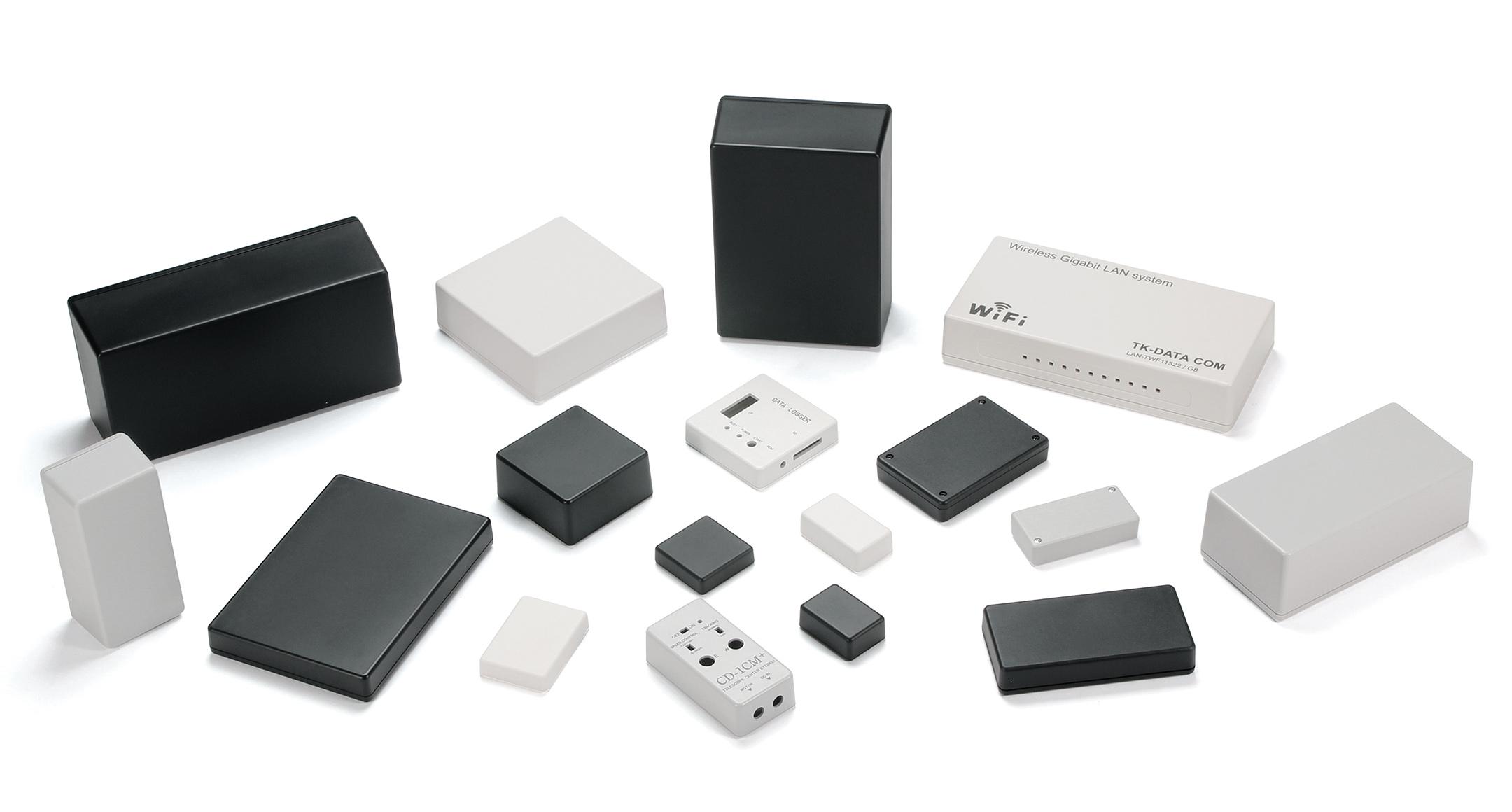 プラスチックケース 汎用・低価格型 TWシリーズ・難燃型 TWNシリーズの画像