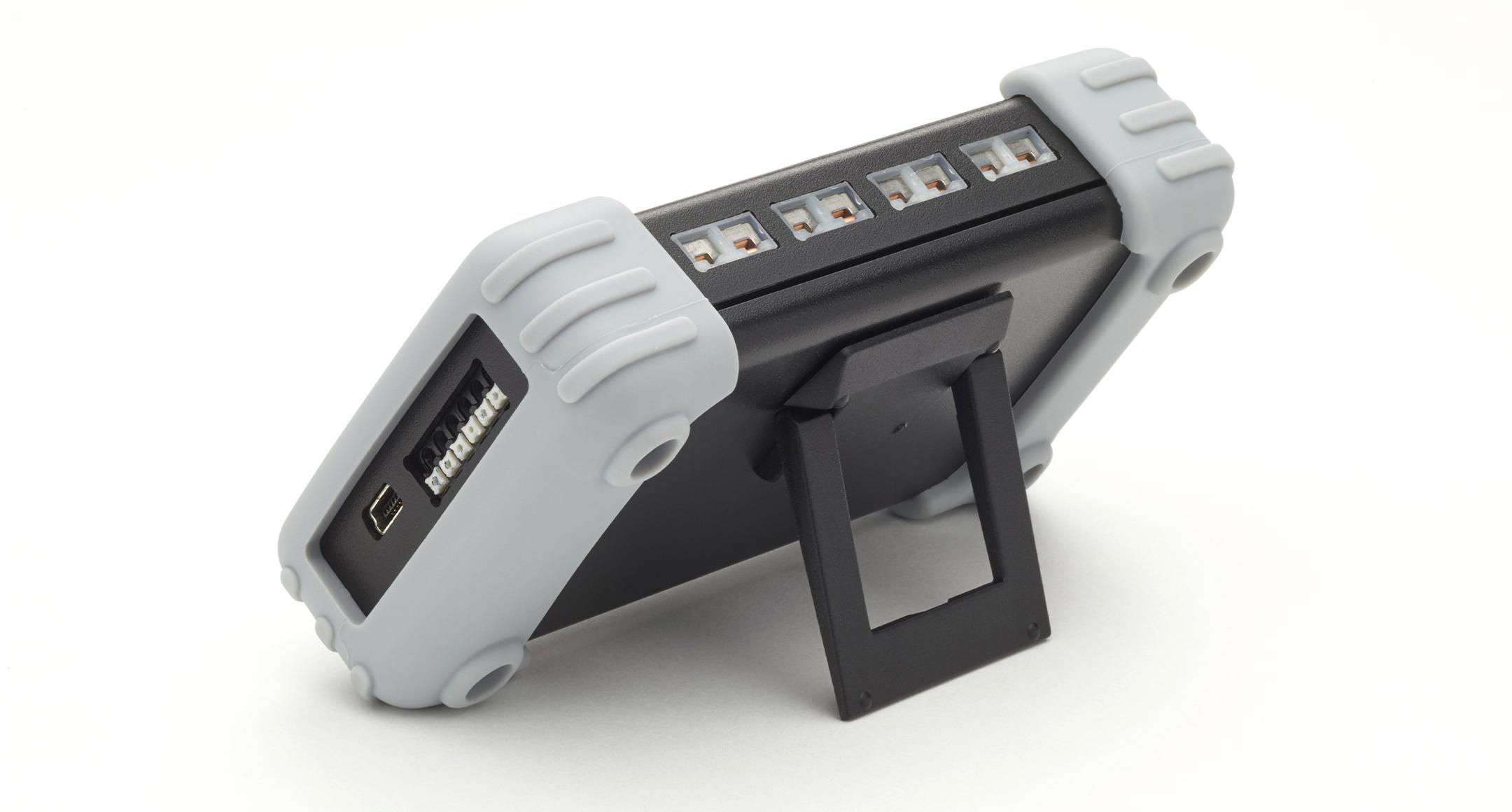 シリコンプロテクター付プラスチックケース TWSシリーズの画像