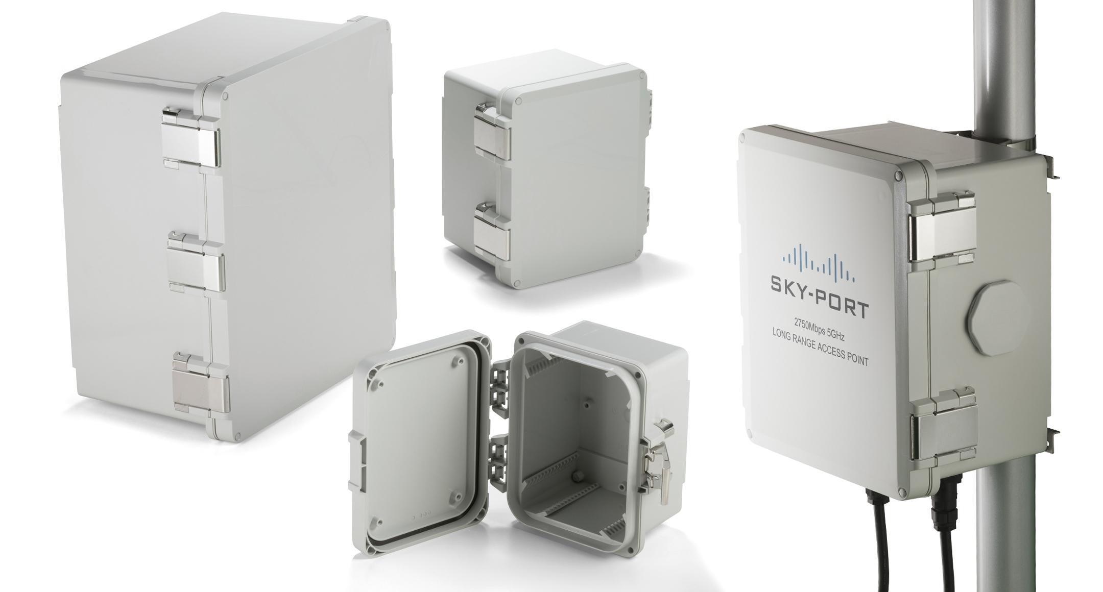 プラボックス 高強度型ポリカーボネート製 UPCシリーズの画像