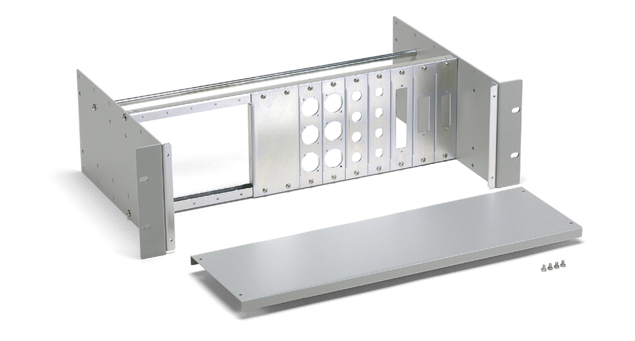 EIAラック端子盤ユニット UTシリーズの画像
