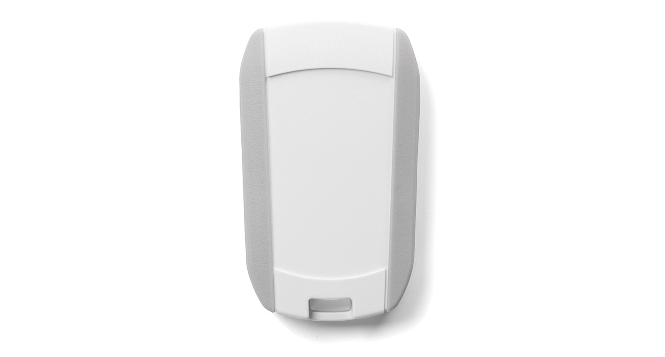 IP67 ポータブル防水ケース WCシリーズ:ホワイト/ライトグレーの画像