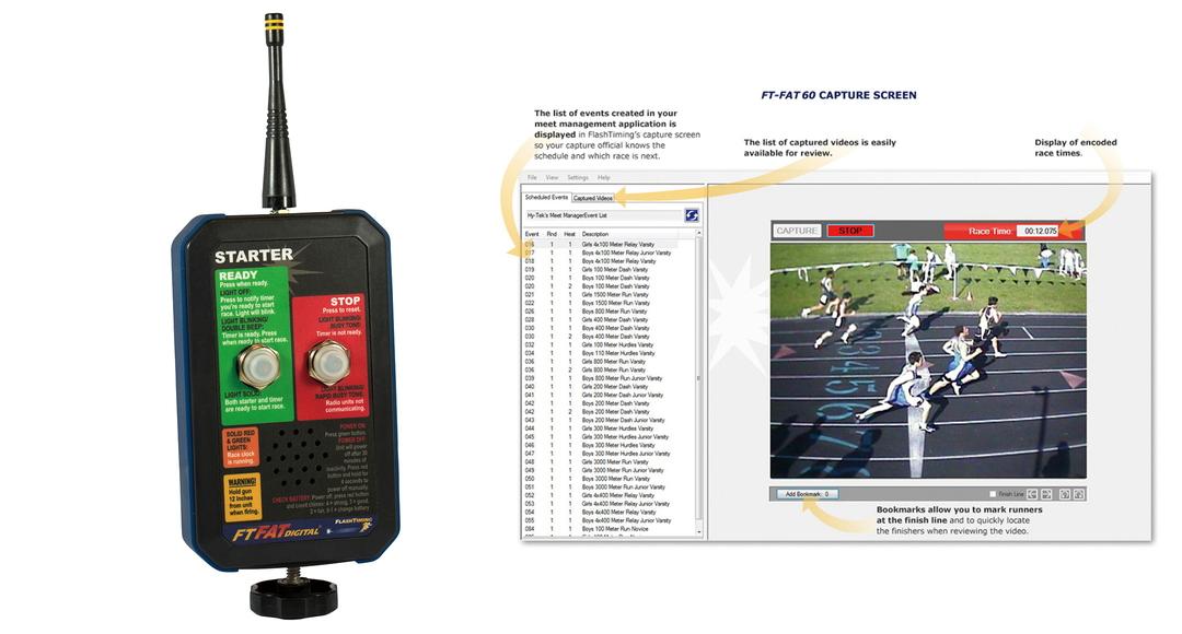 IP67 防水ハンドヘルドケース WHシリーズの画像