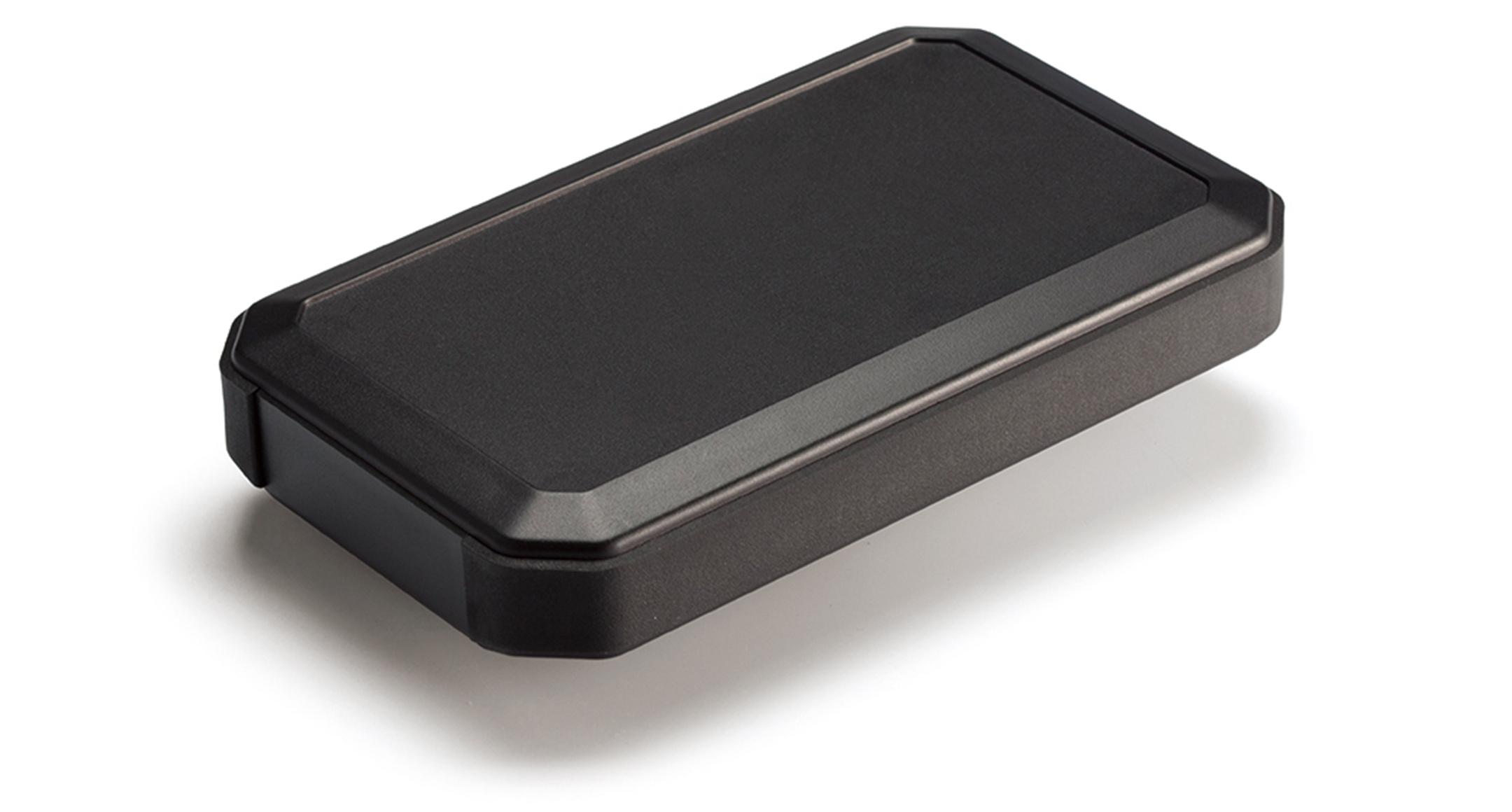 IP67 防水ハンドヘルドケース WHシリーズ:ブラック/ブラックの画像