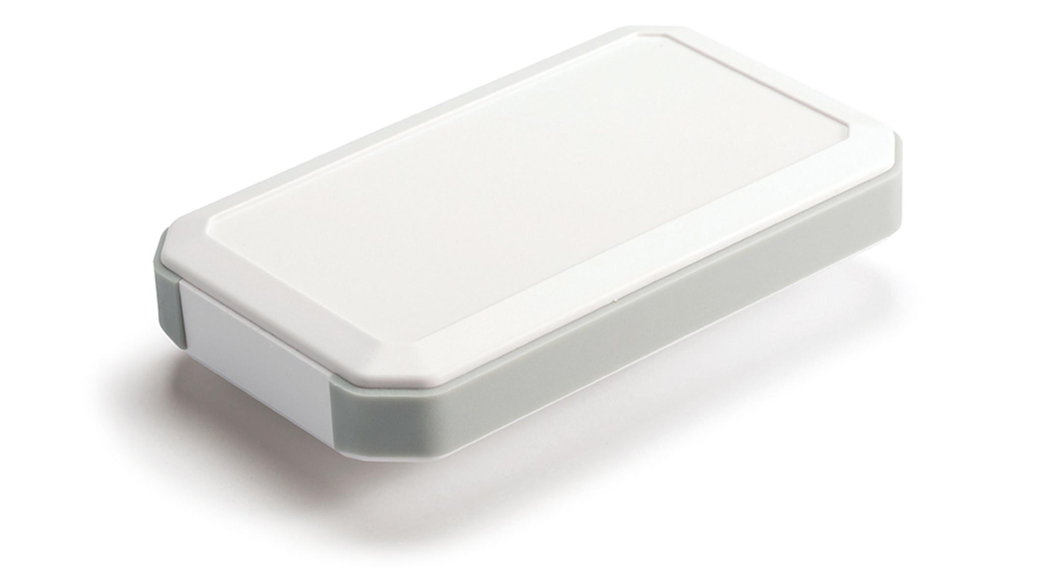 IP67 防水ハンドヘルドケース WHシリーズ:オフホワイト/ライトグレーの画像
